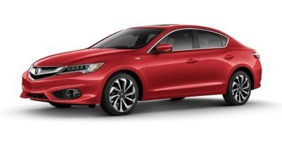 Pre-Owned 2017 Acura ILX A-Spec