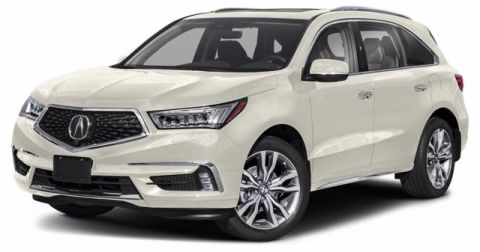 Pre-Owned 2019 Acura MDX Elite