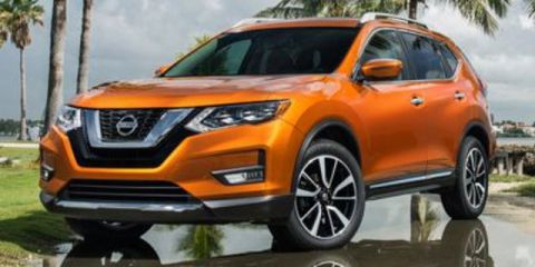 2020 Nissan Rogue S