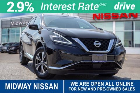 Pre-Owned 2020 Nissan Murano S