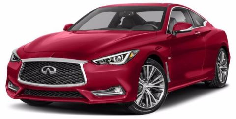 New 2020 INFINITI Q60 Red Sport I-LINE ProACTIVE