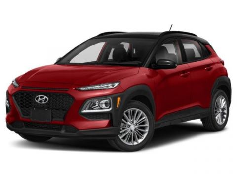 New 2021 Hyundai Kona Essential